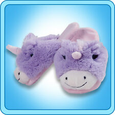 Pillow Pets Authentic Magical Unicorn Slippers Toy Gift - check size chart