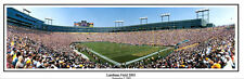 2003 Green Bay Packers at Lambeau Field End Zone Corner Panoramic Poster 1061