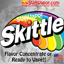 SVA PREMIUM Flavor Concentrates Food Grade Skiddles E-juice E liquid Vape