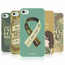 HEAD CASE PROUD ARMY WIVES TPU SKIN BACK CASE COVER FOR APPLE iPHONE 4