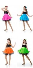 PROM QUEEN Ballet Jazz Tap Dance Costume Tutu 4 Colors Child & Adult Size GROUPS