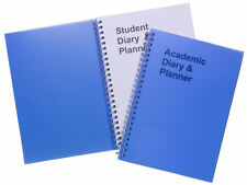 A5 2014 / 2015 Student Academic Diary & Planner Week to View School Journal