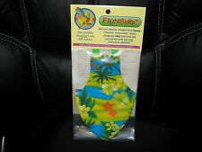 BIRD DIAPER FLIGHT SUIT  TROPICAL 2007   FREE LINERS  FREE SHIPPING   LOW PRICE!