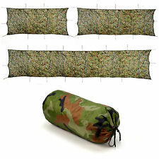 Mesh Camouflage Camo Net Tent Netting Hunting Shooting Army Shelter Den Camping