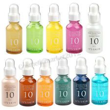 Its Skin Power 10 Formula Effector 30ml Choose 1 among 11 Kinds Free gifts