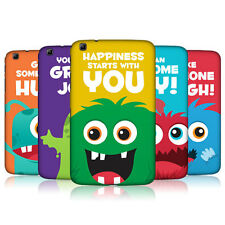 HEAD CASE MOTIVATIONAL MONSTERS BACK COVER FOR SAMSUNG GALAXY TAB 3 8.0 T315