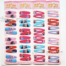 wholesale New FROZEN Mix hairpin card bb clip side-knotted clip little girl clip
