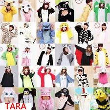 Ladies Mens Onesie Adult Animal Onesies Onsie Kigurumi Pyjamas Pajamas Sleepwear