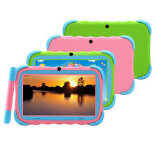 "iRulu 7"" Android 4.2 Google Play 8GB Dual Core Cam eReader Kids' Tablet PC Gift"