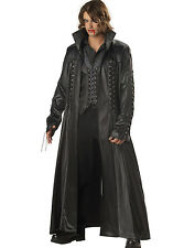 Gothic Steampunk Twilight Saga Vampire Dracula Adult Halloween Costume Mens