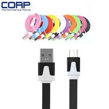 100cm Micro USB Cable Cord Line Data Charger for Samsung HTC Android Smartphone