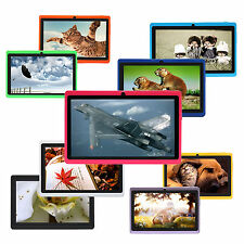 """iRulu eXpro X1 Multi-Color 7"""" Google Android 4.2 Dual Core & Cam 8GB Tablet PC"""