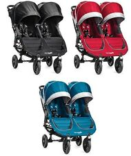 Baby Jogger City Mini GT Double All Terrain Stroller NEW 2014 - 3 COLOR CHOICE