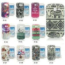 New Flower Owl Soft TPU Case Cover Skin For Samsung Galaxy Trend Lite S7390 7392