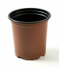 Round Modiform Plastic Plant Pots used by commercial growers 9cm, pick pack size
