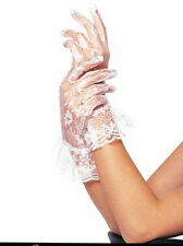 Sexy Wrist-Length Lace Gloves Accessory Women