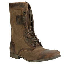 Henleys Sakura Mens High Ankle Boot In Brown From Get The Label HNY2
