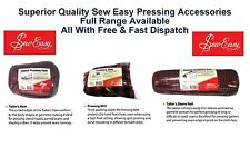 Sew Easy Tailors Pressing Ham Iron Sleeve Seam Roll Mitt Sewing Craft Full Range