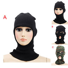 Cycling Bike Motorcycle Winter Ski Balaclava Neck Full Face Mask Cap Hat Cover