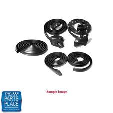 1967-68 GM B Body Weatherstrip Seal Kit - 5 Pieces (Fits: 1967 Buick Special)