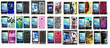 Hard Protector Faceplate Cover Case for LG Lucid 2 II VS870 Phone Accessory