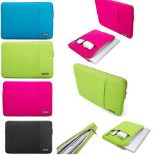 """Laptop Notebook Sleeve Case Carry Bag Cover For 15"""" 15.4"""" MacBook Pro/Pro Retina"""