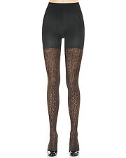 Spanx, Women's Shapewear, Patterned Tight-End Tights® Filigree 1824