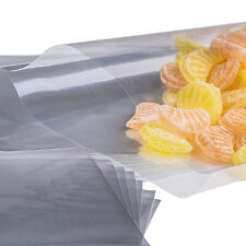Clear Cellophane Cello Poly Display Bags Cake Pops Sweets Cake Packaging