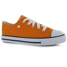 Dunlop Kids Childrens Canvas Low Cheap Boys Trainers Sneakers Shoes Footwear