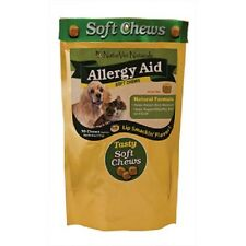 NaturVet  ALLERGY AID SOFT CHEWS Skin & Coat Dogs & Cats 90 CT.