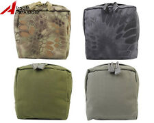 Tactical Military Airsoft Hunting Outdoor 1000D Molle Utility Sundries Bag Pouch