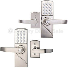 Left / Right Digital Electronic/Code Keyless Keypad Security Entry Door Lock