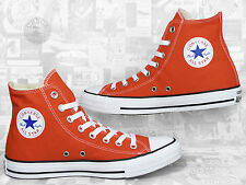 Converse All Star Chucks Hi Terracotta / Orange  142371c