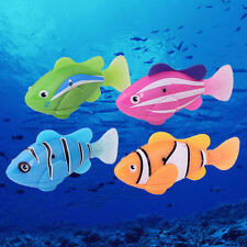 Magic Swimming Robot Fish Activated Water Robo Electronic Toy Kids Children Gift