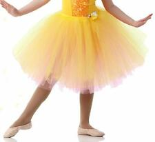 Romantic Tutu ONLY Dance Costume BUTTERCUP Ballet Yellow & Pink Child & Adult