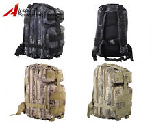 NEW Molle Tactical Military Camping Hiking Hunting Outdoor Assault Backpack Bag