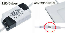 LED Driver Transformer Power Supply 6/9/12/15/18/21W Dimmable Driver Bulbs CE