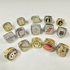 North America Sports Championship Rings Replicas Stanley Cup NHL Rings Grey Cup