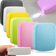 5600mAh Portable External Battery USB Charger Power Bank for Cell Phone iPhone