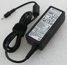 19V 2.1A Genuine Original LAPTOP AC Adapter Charger For Samsung NP900X4D-A04CA