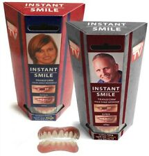 Instant Smile Teeth Dr. Bailey's False Cosmetic Novelty Fake Oral Deluxe
