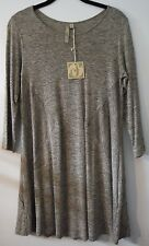 Comfy USA Modal Diamond Side Tunic Top Style M537 NEW!