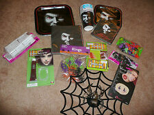 Twilight Vampire Party Zombies Theatrical Supplies Gothic Blood Devil Spiders