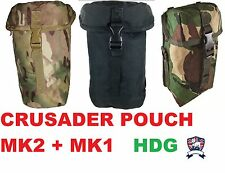 BCB MOLLE ARMY WATER BOTTLE POUCH BRITISH MULTICAM MTP DPM CAMO CRUSADER MK2 + 1