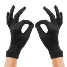 Pure Silk Knit Liner Inner Gloves Mittens Ski Motorcycle Skiing Driving Cycling
