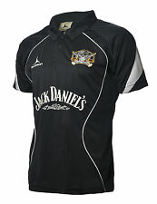 Olorun Phuket Pirates Polo Shirt sponsored by Jack Daniels Black S-XXXXL