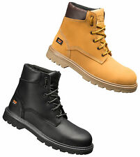 New Mens Timberland Pro Hero Leather S3 Composite Safety Work Boots Size 4-12 UK