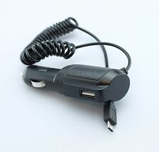 2000 mAh Rapid Car Auto Vehicle Truck 12V Lighter Charger Cable - NEW