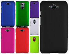 For Motorola Droid Turbo Rubberized HARD Protector Case Snap On Phone Cover