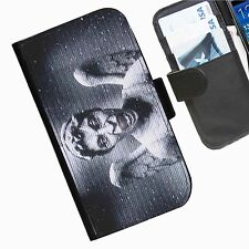 Dr Who  personalised Leather wallet phone case for Sony Xperia SP + Compacts